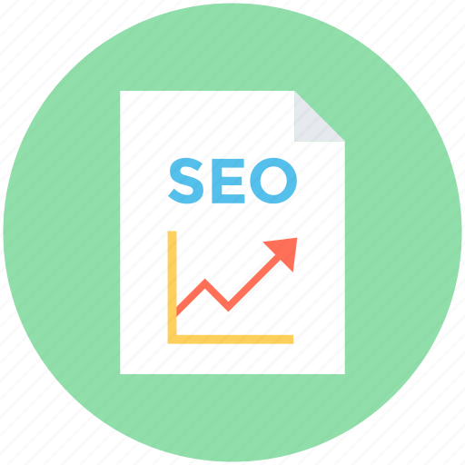 Graph report, ranking report, seo, seo analyzer, seo report icon - Download on Iconfinder