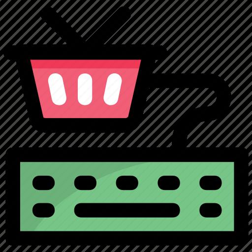 ecommerce, eshopping, online shopping, shopping cart icon