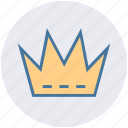 crown, digital, king, princess, queen, royal icon