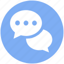 chat, chatting, comments, conversation, digital marketing, discussion, talk