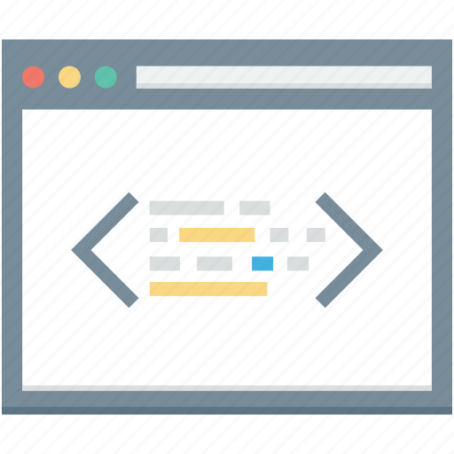image slider, slider, web slider, webpage, writing slider icon