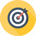 archery, arrow, dart, darts, target, targeting, weapons icon
