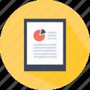 analytics, business, chart, profits, statistics, tab, tablet