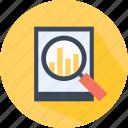 analytics, business, chart, profits, statistics, stats, tablet