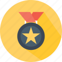 award, badge, emblem, insignia, medal, reward, sports icon