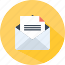 communications, email, interface, letter, mail, social, stamp icon