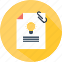 analytics, bulb, idea, illumination, invention, light, marketing