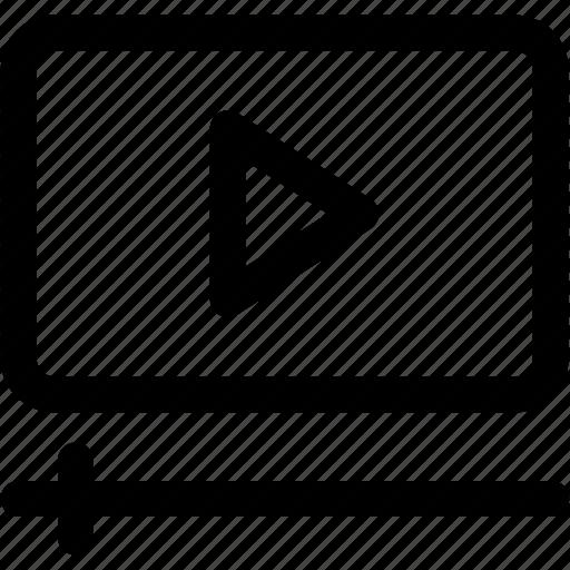 marketing, video, youtube icon icon