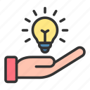 marketing solution, idea, innovation, creative