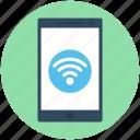 mobile, wifi connected, mobile wifi, wifi connection, wireless internet