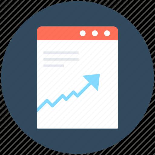 graph report, ranking report, report, seo graph, seo report icon