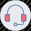 digital, earphone, headphone, music, sound, technology icon