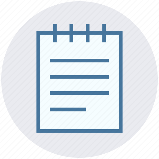 Digital, document, file, list, page, paper icon - Download on Iconfinder