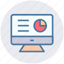 chart, digital market, display, graph, lcd
