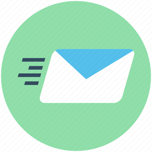 Email, mail, sending email, sending mail, sent email icon - Download on Iconfinder