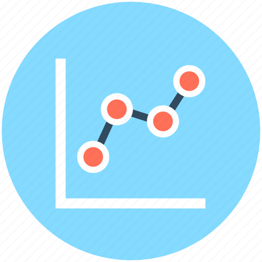 analysis graph, analytical chart, diagram, increasing chart, statistics icon