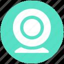 cam, camera, device, digital, stream, video, webcam icon