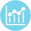 business, chart, diagram, digital marketing, graph icon