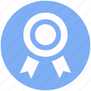 award, award ribbon, ranking, ribbon icon