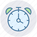 alarm clock, clock face, countdown, digital clock, time icon