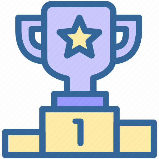 achievement, achivement, award, business, digital, marketing, trophy icon