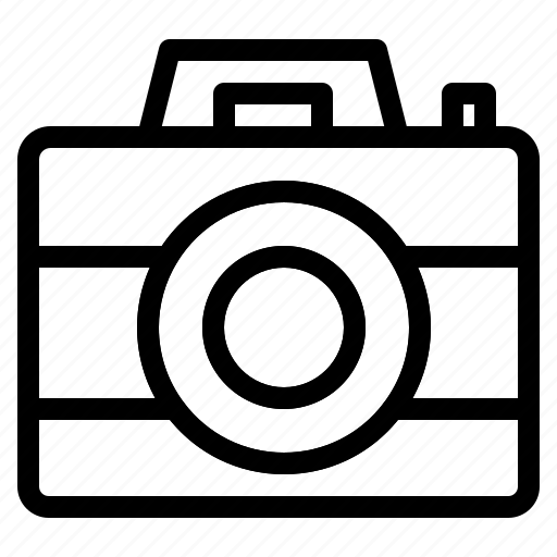 camera, computer, digital, technology icon