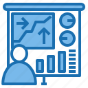 business, connection, data, digital, marketing, plan, technology icon