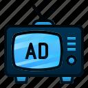 advertising, film, marketing, media, promotion, television