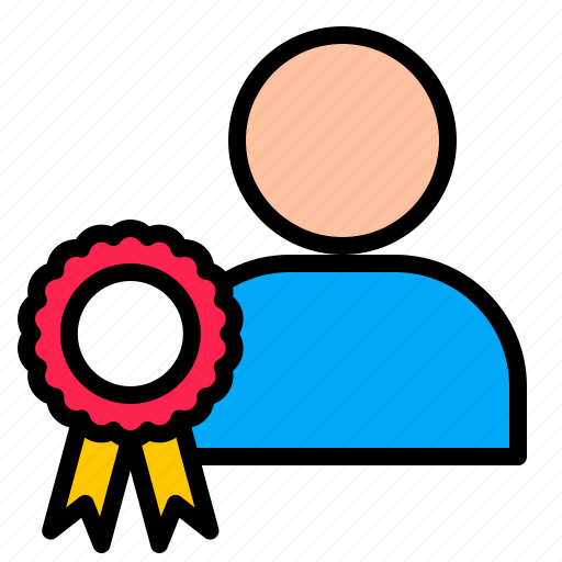 achievement, badge, digital, marketing, profile icon
