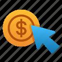 adsense, advertising, dollar, internet, marketing, pay per click, promotion