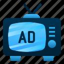 advertising, cinema, film, marketing, media, promotion, television
