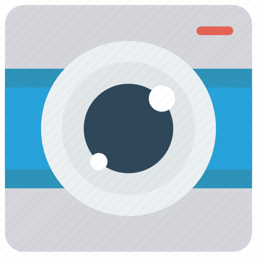 camera, capture, device, dslr, snap icon