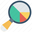 analysis, analytic, chart, graph, research icon
