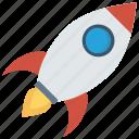 boost, rocket, spaceship, speedup, startup