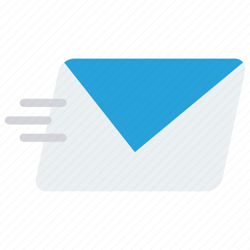 Email, fast, mail, message, sending icon - Download on Iconfinder
