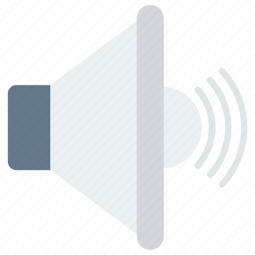 advertisement, loud, marketing, megaphone, speaker icon