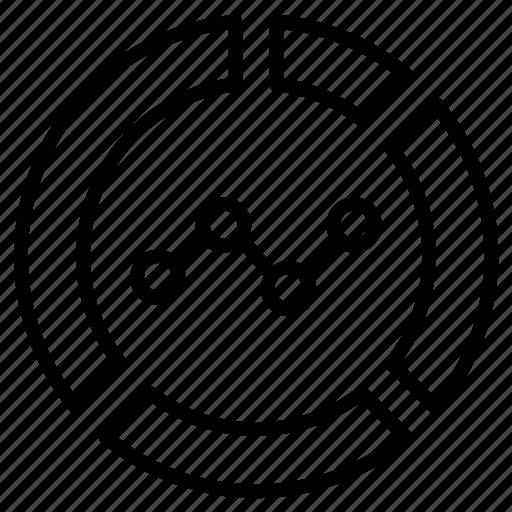 Pie, chart, statistics, analytics, graph icon - Download on Iconfinder