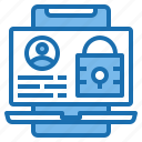 business, card, customer, digital, payment, protection, technology icon