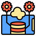 card, computer, customer, database, device, electronic, shop icon