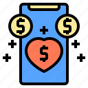 card, computer, customer, device, electronic, loyalty, shop icon