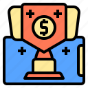 card, computer, customer, device, electronic, reward, shop icon
