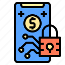card, computer, customer, device, electronic, security, shop icon