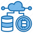 business, computer, connection, cryptocurrency, internet, network, technology icon