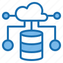 business, computer, connection, internet, network, service, technology icon