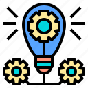 business, concept, connection, digital, receiver, server, system icon