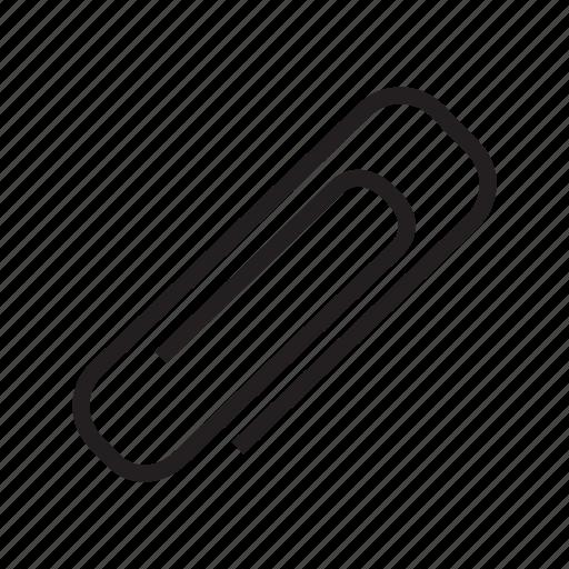 affix, attach, attachment, clinch, clip, paperclip icon