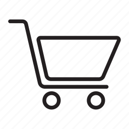 basket, buying, cart, purchase, shopping, trolley icon