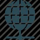 global connection, global network, globe, international communication, network icon