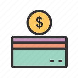 card, credit, paying, payment, transaction, transfer icon