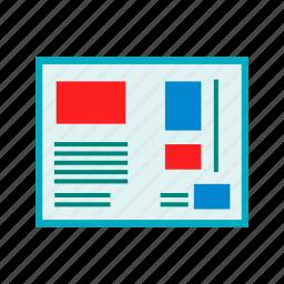 communication, internet, technology, tutorial, video, web icon